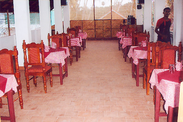 Chalet Hotel and Resorts Kovalam Restaurant